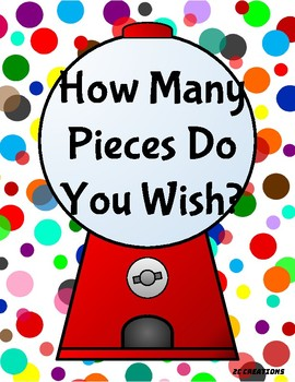 How Many Pieces Do You Wish? (Counting)