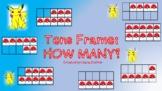 Kindergarten Fun Math Activity: Tens Frame