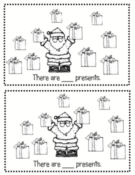 How Many Presents Does Santa Have? (emergent reader)