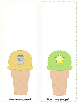 How Many Scoops? {Rhyming Game}