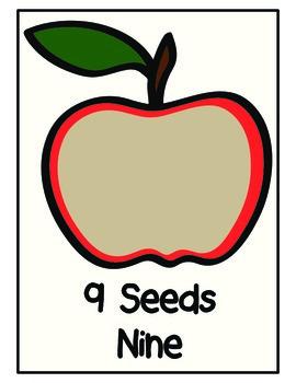 How Many Seeds-Math Center