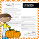 How Many Seeds in a Pumpkin? Book Companion & Seed Counting Activity