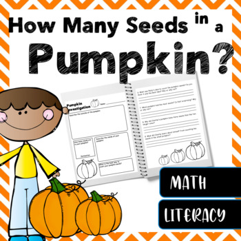 How Many Seeds in a Pumpkin? Book Companion & Seed Countin