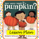 How Many Seeds in a Pumpkin Lesson & Thanksgiving Boom Cards™
