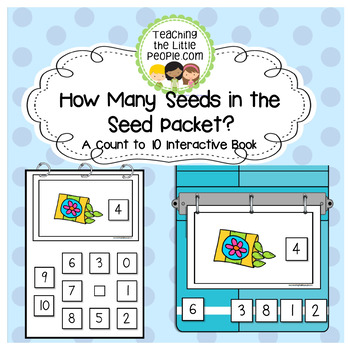 Seed Packet Teaching Resources | Teachers Pay Teachers