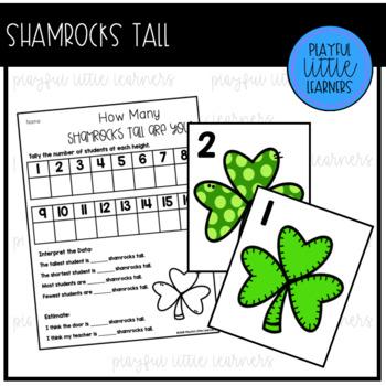 How Many Shamrocks Tall
