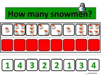 """How Many Snowmen?"" for Autism"