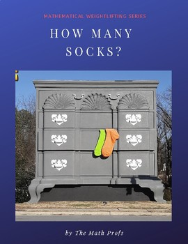 How Many Socks?  A Puzzle Book for the Young and Old