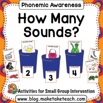 Phoneme Segmentation - How Many Sounds?