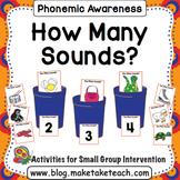 Phoneme Segmentation - How Many Sounds?