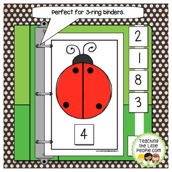 How Many Spots on the Ladybug: A Counting to 20 Interactive Book
