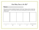 How Many Stars in the Sky? Respond sheet for Journeys Read