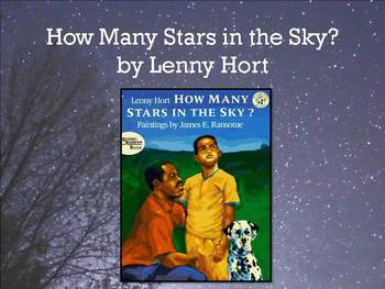 How Many Stars in the Sky   Collaborative Conversations   Vocabulary   Text Talk