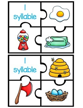 Syllables, Syllables AND MORE Syllables!