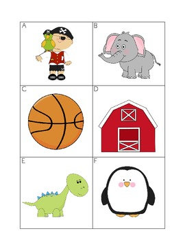 How Many Syllables?  A Write the Room Activity