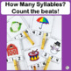 How Many Syllables? Peg it!