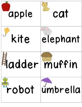 how to write words in syllables
