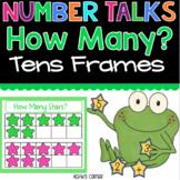 How Many? Tens Frames - Number Talks