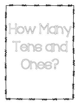 How Many Tens and Ones