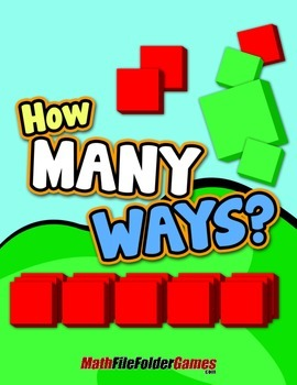 How Many Ways? {Place Value Game}