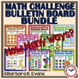 CRITICAL THINKING MATH CHALLENGE: How Many Ways? Bundle