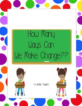 How Many Ways Can We Make Change?