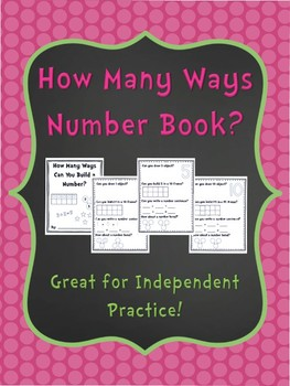 How Many Ways Can You Build a Number