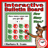 How Many Ways? Math Challenge -- Christmas Edition