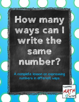 How Many Ways can I Write the Same Number?