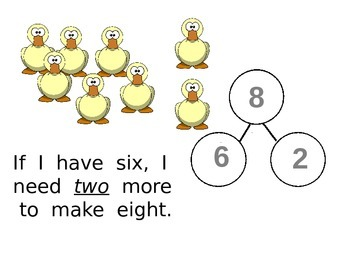 How Many to Get to Eight?