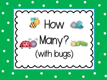 How Many? (with bugs)