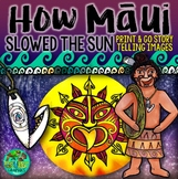 How Maui Slowed the Sun {Storytelling Images}