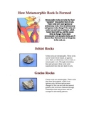 How Metamorphic Rock is Formed