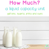 How Much? {A Liquid Capacity Mini Unit}