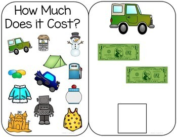 How Much Does it Cost? Interactive Book to $2