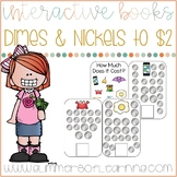 How Much Does it Cost? Interactive Dimes and Nickel Book to $2