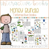 How Much Does it Cost? Interactive Money Book, Bundle Kit!