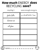 How Much Energy Does Recycling Save?