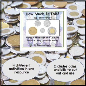 How Much Is This? Canadian version without penny