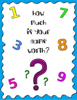 How Much is Your Name Worth?