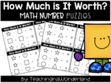 How Much is it Worth? Math Shape Puzzles