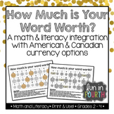 How Much is your Word Worth? Differentiated Spelling Station