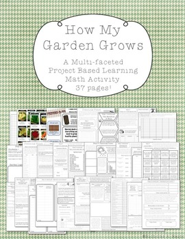 How My Garden Grows - Project Based Learning Farming Simulation