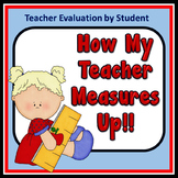 How My Teacher Measures Up - Teacher Evaluation by Students