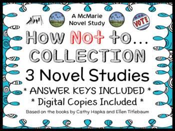 How Not to... BUNDLE (Hapka/Titlebaum) 3 Novel Studies / C