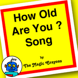 How Old Are You Song by The Magic Crayons - MP3