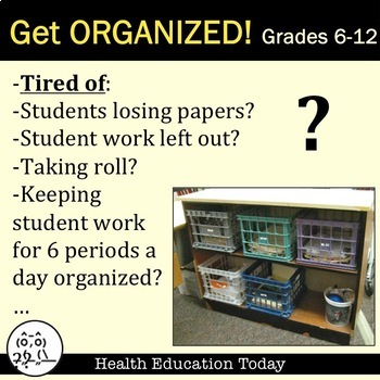 How One Desk and a Box Can Change Your Classroom Forever!  FREE!!