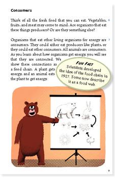 How Organisms Get Energy