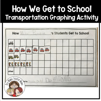 How Our Class(es) Get to School Graphing Activity