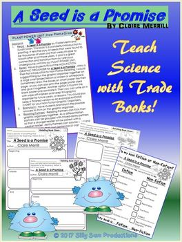 How Plants Grow An Integrated SCIENCE and Reader's Workshop Unit